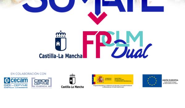 Charla Informativa CLMFPDual en San Clemente (Cuenca)