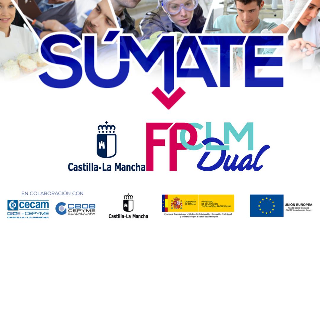 Jornada Informativa CLMFPDual en  Alovera (Guadalajara)